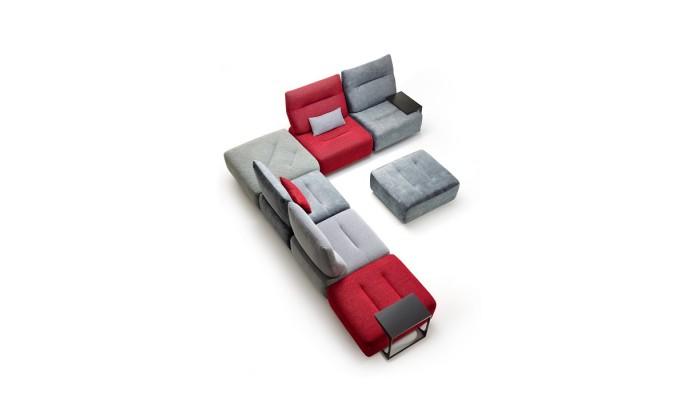 PARADISE - Elément chaise longue