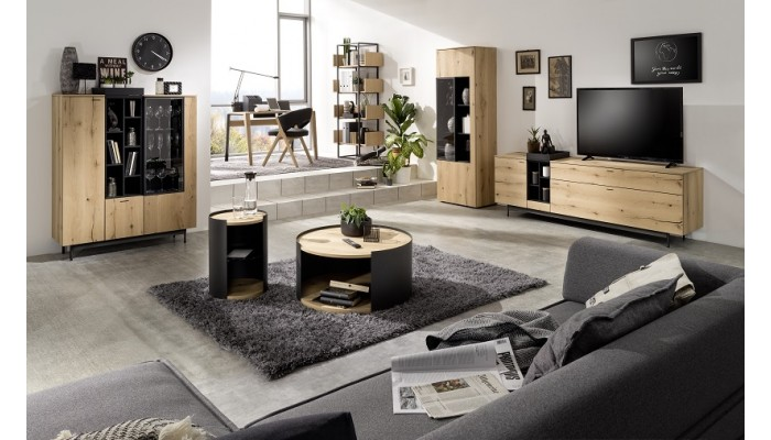 CHIC - Table basse ronde