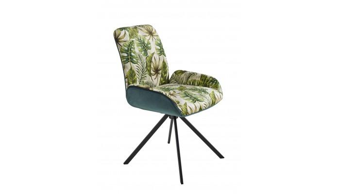 OLYMPE - Chaise pivotante avec rappel...