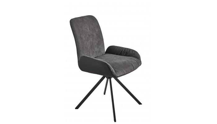 OLYMPE - Chaise pivotante avec rappel