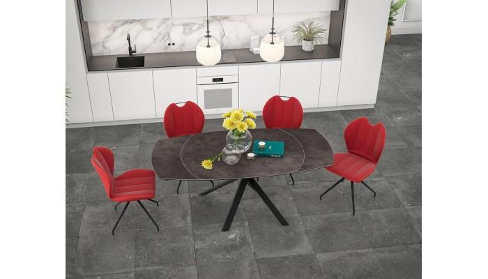 NEW JERSEY - Chaise pivotante