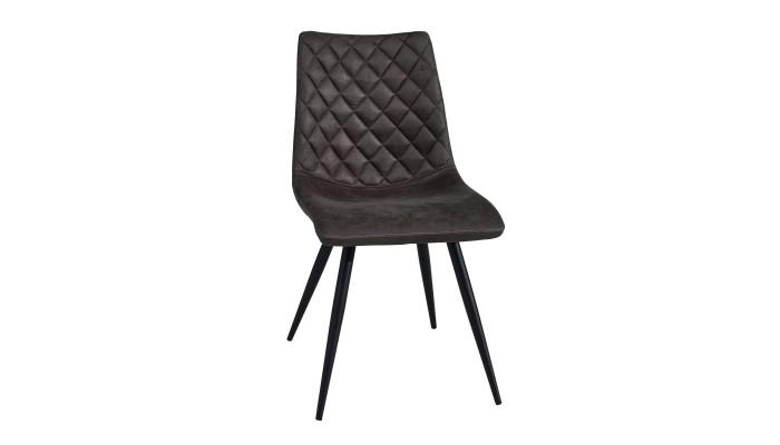BROOK - Chaise en tissu
