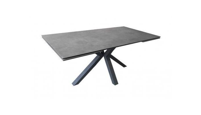 CONCEPT - Table rectangle 2 allonges...