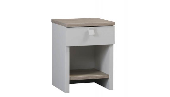 HARON - Chevet 1 tiroir 1 niche