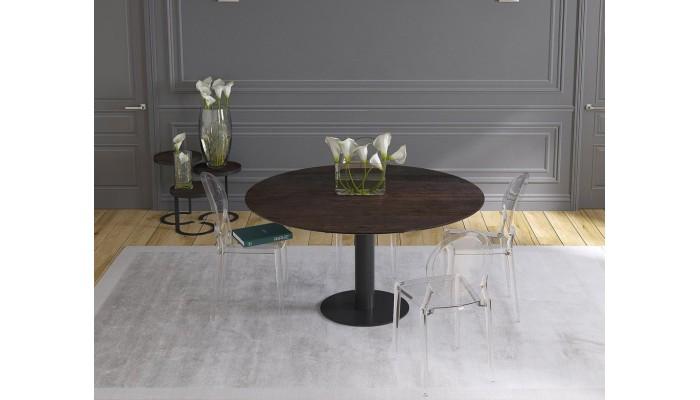 UNA - Table de repas extensible deux...