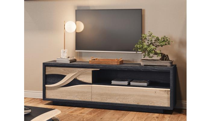 FLORE - Meuble TV 1 porte 1 tiroir...