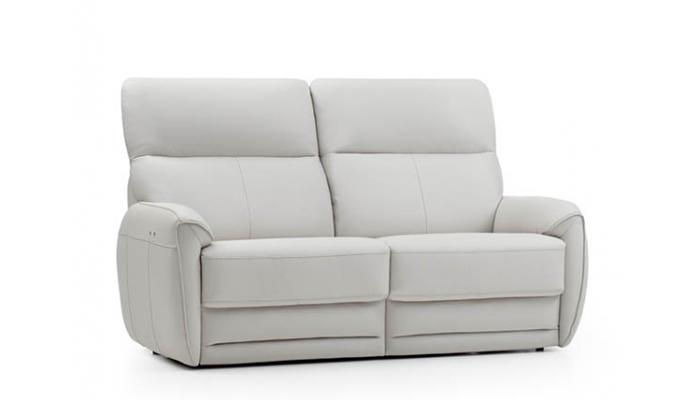 BROOKLIN - Canapé fixe trois places
