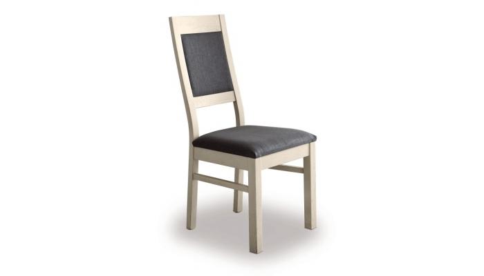 CANTIQUE - Chaise en bois chêne massif